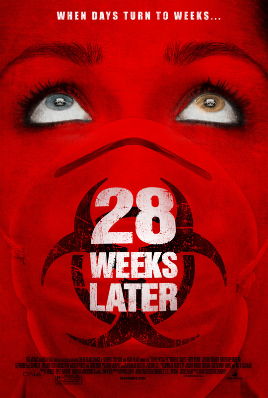 فيلم 28Weeks Later 2007 مترجم