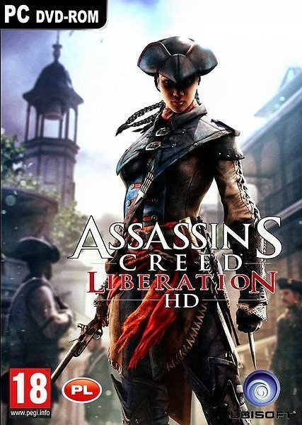 لعبة Assassin's Creed Liberation HD ريباك فريق CorePack