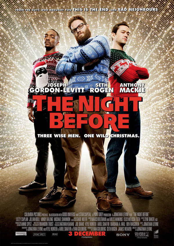فيلم The Night Before 2015 مترجم