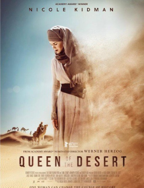 فيلم Queen of the Desert 2015 مترجم