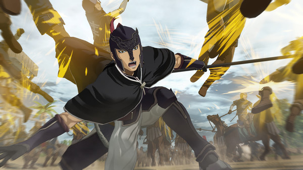 Warriors,Arslan,Legend,Arslan The Warriors of Legend,Repack,Black Box,acion,العاب,اكشن,games