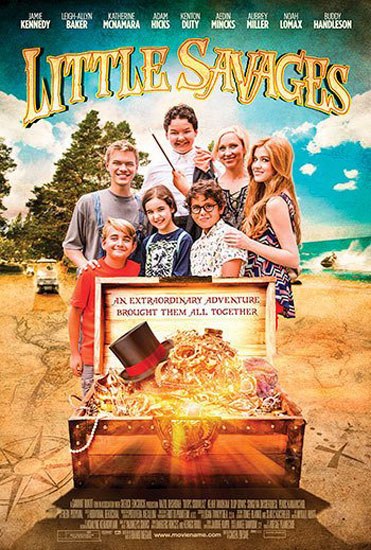 فيلم Little Savages 2016 مترجم