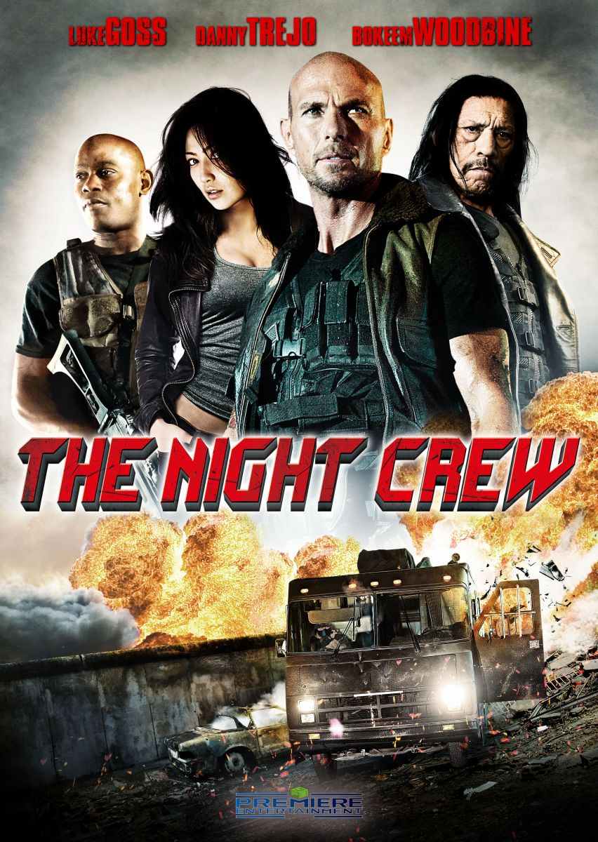 فيلم The Night Crew 2015 مترجم
