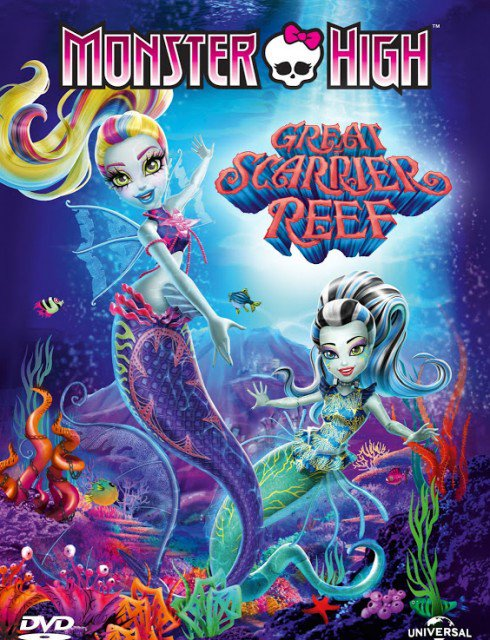 فيلم Monster High-Great Scarrier Reef 2016 مترجم