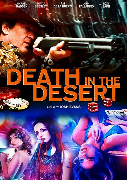 فيلم Death in the Desert 2015 مترجم