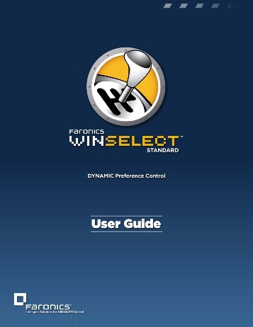 برنامج Faronics WINSelect v7.10.2100.819 Full