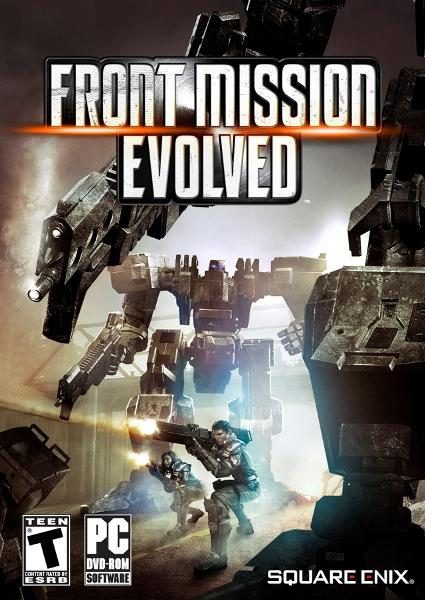 لعبة Front Mission Evolved ريباك فريق CorePack