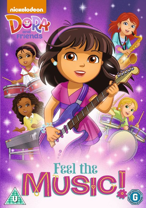 فيلم Dora and Friends: Feel the Music 2016 مترجم