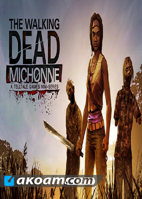 لعبة The Walking Dead: Michonne Episode 1 بكراك CODEX