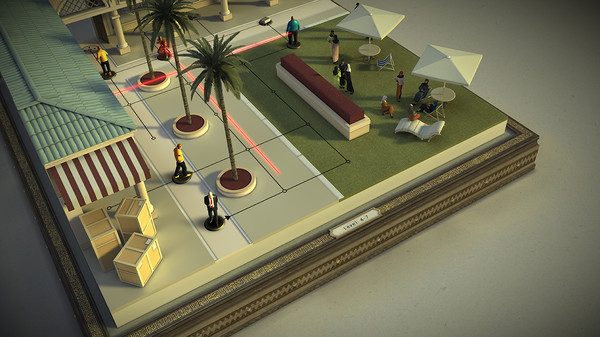 Hitman,Edition,Definitive,CODEX,strategy,games,العاب,استراتيجية,هيت مان,Hitman GO Definitive Edition