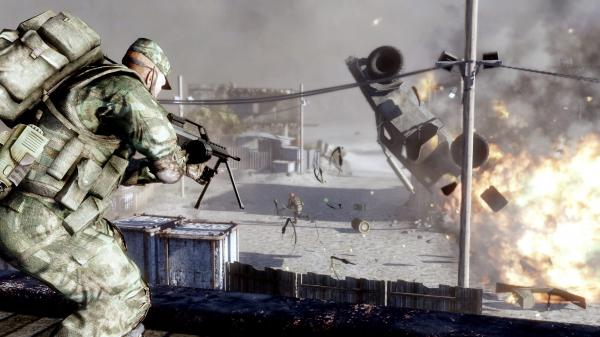 Battlefield,Company,Battlefield Bad Company 2,aCTION,WAR,العاب,اكشن,حروب