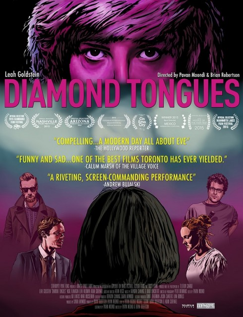 فيلم Diamond Tongues 2015 مترجم