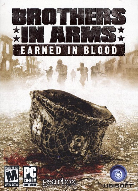 لعبة Brothers in Arms: Earned in Blood ريباك فريق R.G. Mechanics