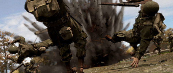 Brothers in Arms Hells Highway,Brothers,Highway,HELLS,ARMS,action,war,games,repack,Mechanics,العاب,اكشن,حرب,ريباك,Brothers in Arms game