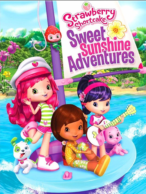 فيلم Strawberry Shortcake Sweet Sunshine Adventures 2016 مترجم
