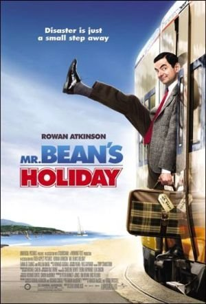فيلم Mr. Bean's Holiday 2007 مترجم