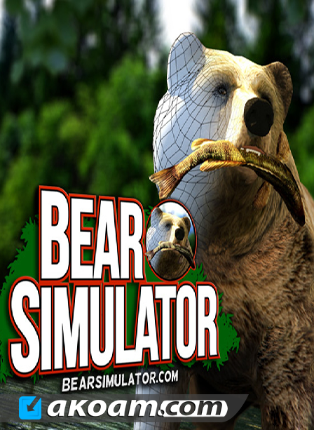 لعبة Bear Simulator بكراك CODEX