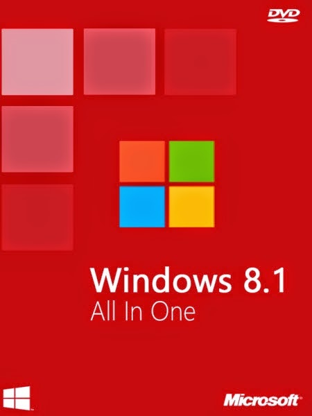 ويندوز Windows 8.1 AIO February 2016
