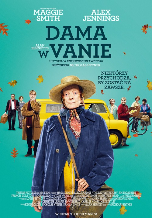 فيلم The Lady in the Van 2015 مترجم