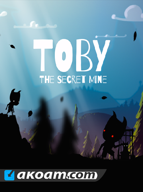 لعبة Toby The Secret Mine بكراك TiNYiSO