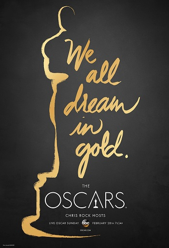 حفل الاوسكار The Oscars 2016 88th Academy Awards