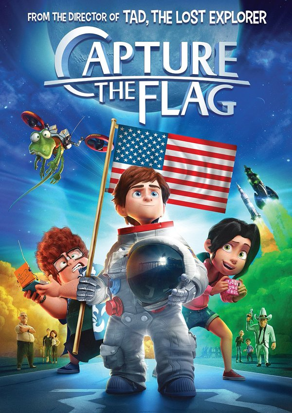فيلم  Capture the Flag 2015 مترجم