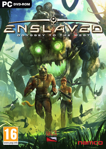 لعبة Enslaved Odyssey to the West ريباك فريق CorePack