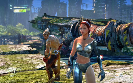 Enslaved,West,Odyssey,Enslaved Odyssey to the West,action,adventure,games,repack,العاب,اكشن,مغامرة