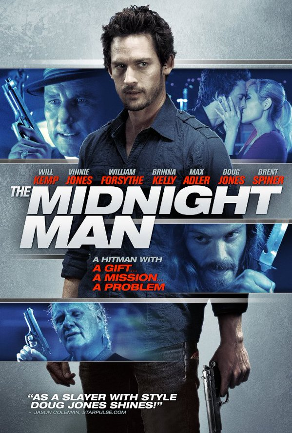 فيلم The Midnight Man 2016 مترجم