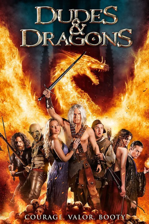 فيلم Dudes & Dragons 2015 مترجم