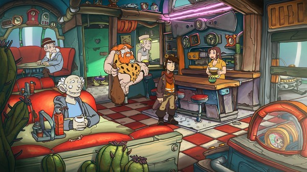 Deponia,Doomsday,adventure,indie,العاب,مغامرة,كاملة,games