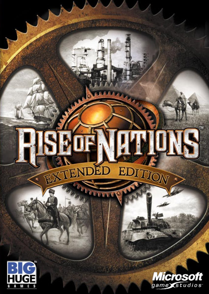 لعبة Rise of Nations: Extended Edition بكراك FLT