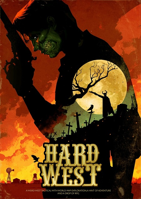 لعبة Hard West: Scars of Freedom بكراك CODEX