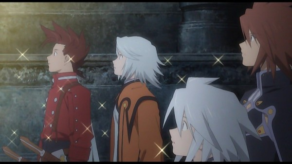 Tales,Symphonia,RPG,FIGHTING,ANIME,العاب,انمى,قتال,فانتازيا,Tales of Symphonia