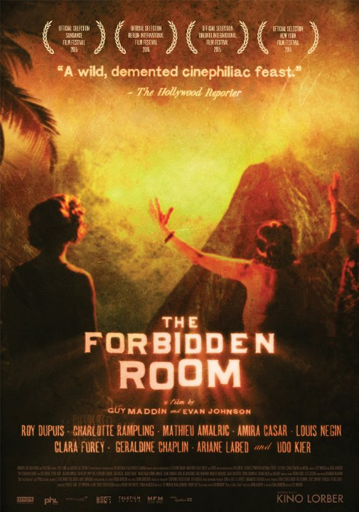 فيلم The Forbidden Room 2015 مترجم