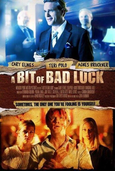 فيلم A Bit of Bad Luck 2014 مترجم