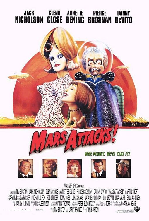 فيلم Mars Attacks! 1996 مترجم