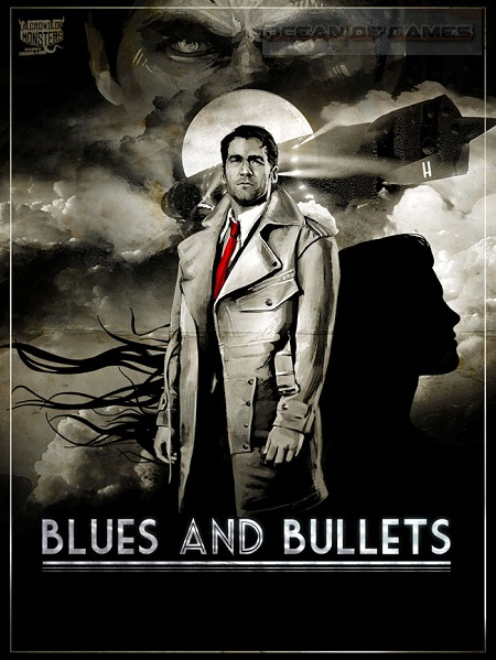 لعبة Blues and Bullets Episode 2 بكراك CODEX