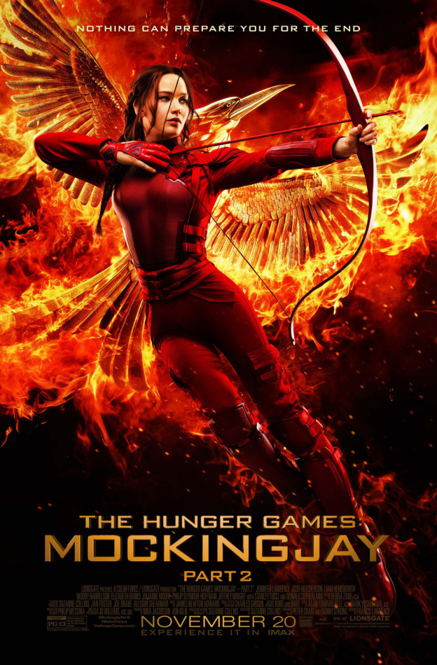 فيلم The Hunger Games: Mockingjay - Part 2 2015 مترجم