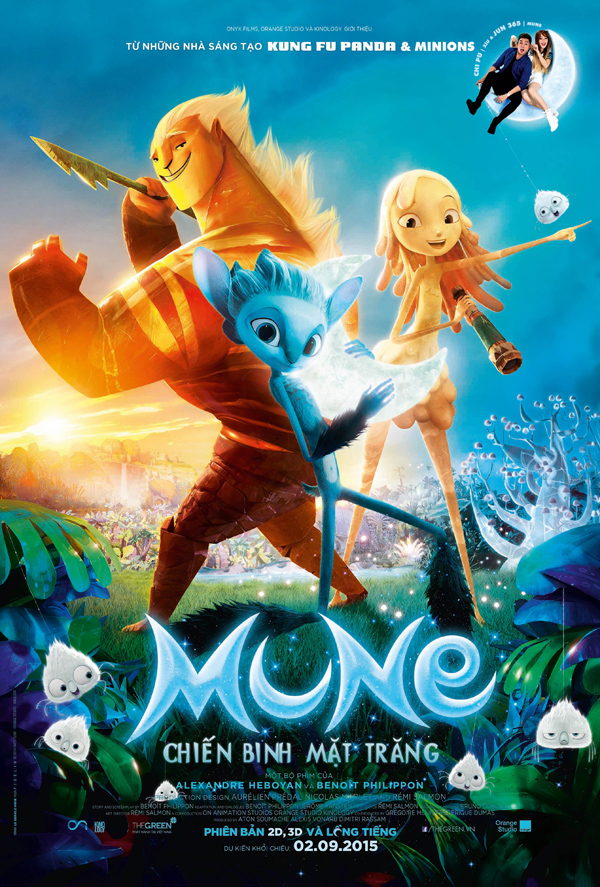 فيلم Mune Guardian of the Moon 2014 مترجم