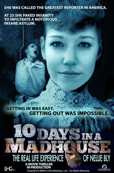 فيلم 10Days in a Madhouse 2015 مترجم