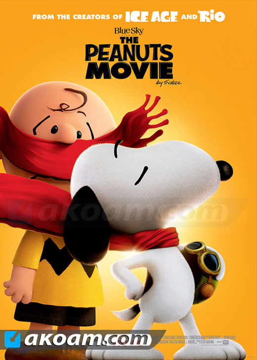 فيلم The Peanuts Movie 2015 مدبلج