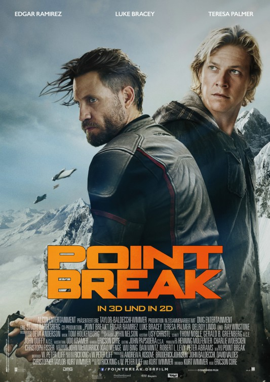 فيلم Point Break 2015 مترجم