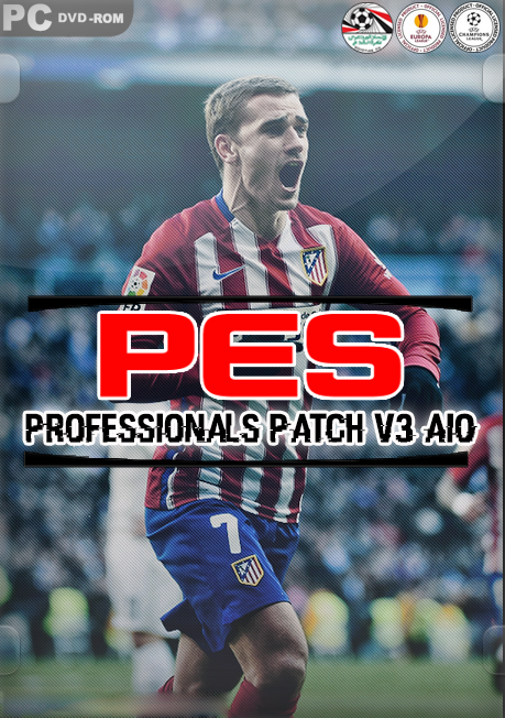 باتش PESProfessionals Patch V3