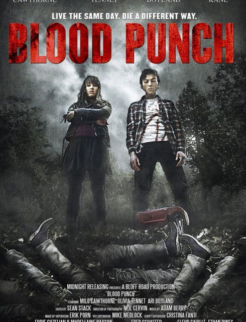فيلم Blood punch 2014 مترجم