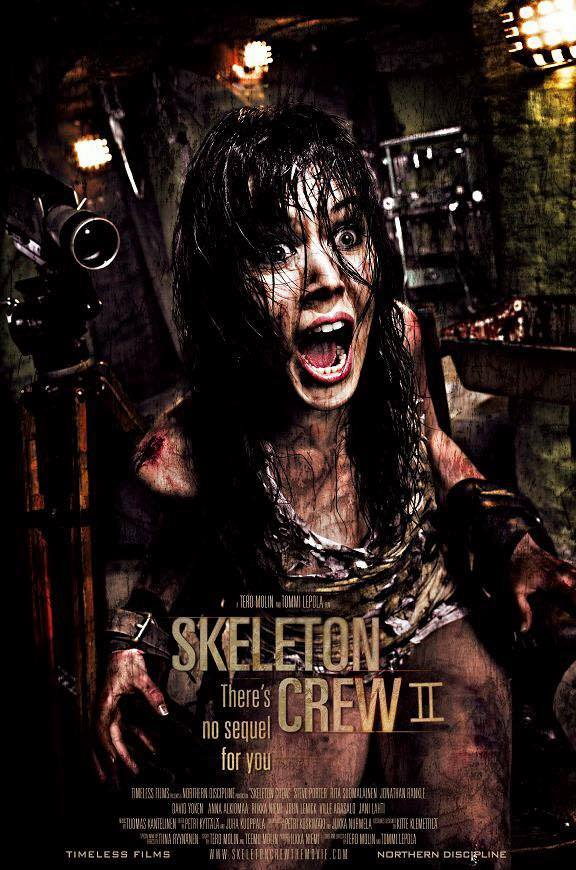 فيلم Skeleton Krew 2015 مترجم