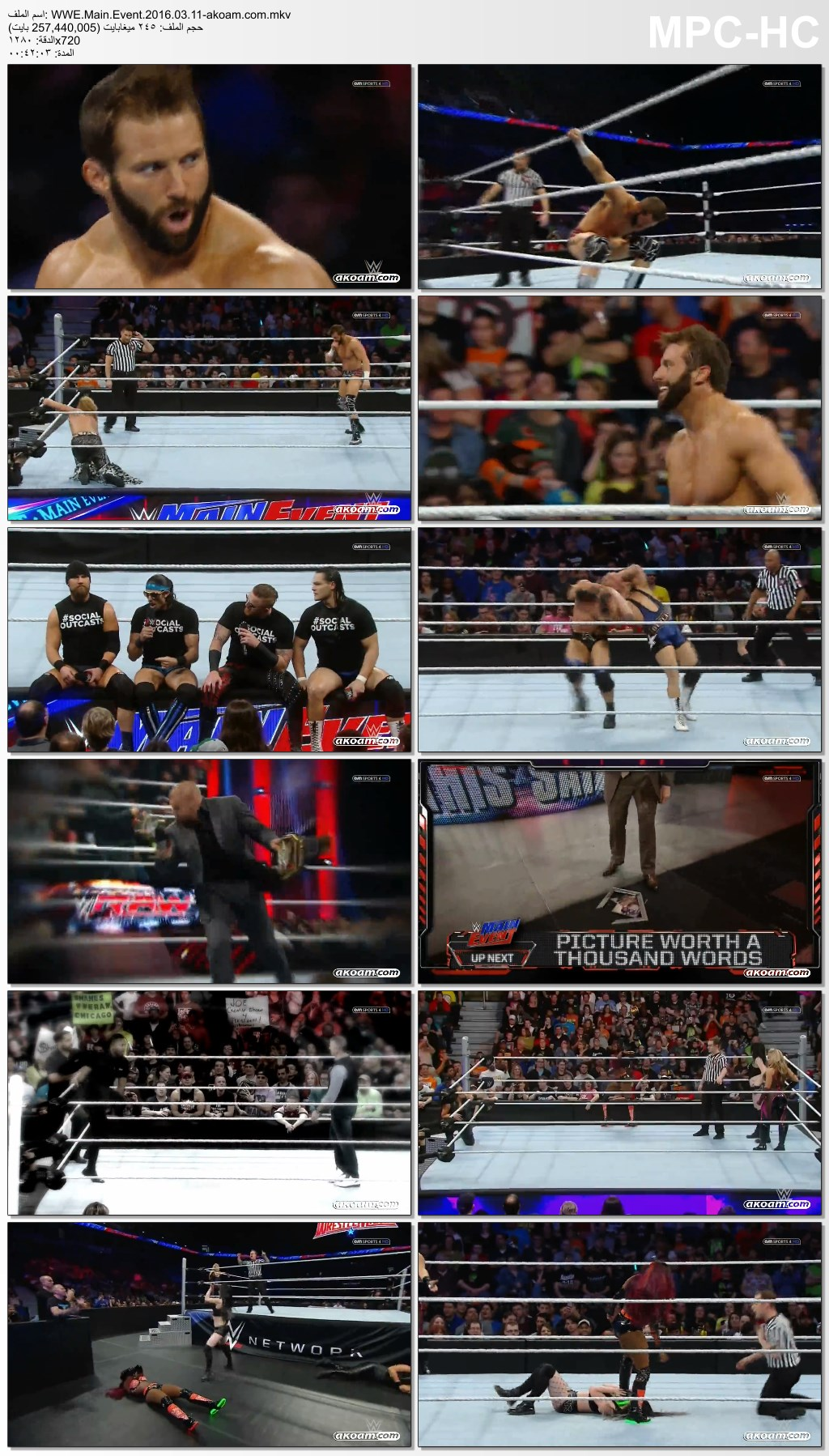 Main,Event,WWE,WWE Main Event