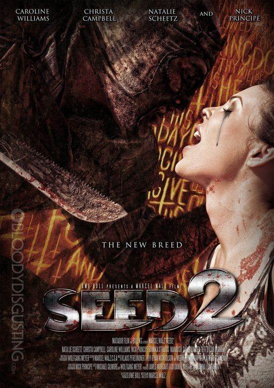 فيلم Seed 2: The New Breed 2014 مترجم
