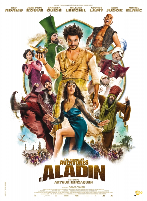 فيلم The New Adventures of Aladdin 2015  مترجم