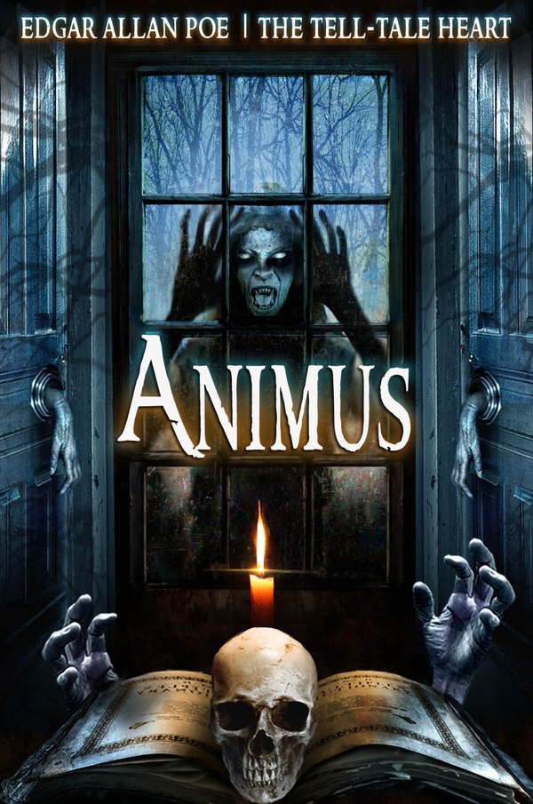 فيلم Animus The Tell Tale Heart 2015 مترجم